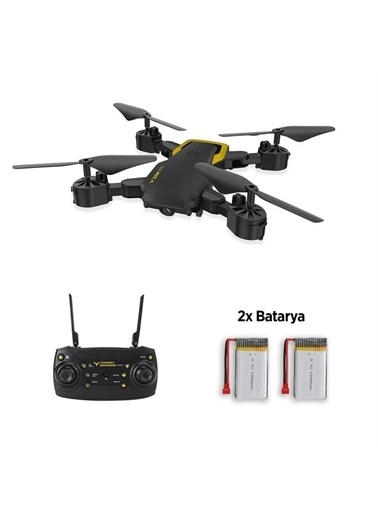Corby Corby Cx007 Zoom Pro Smart Kameralı Dron Renkli